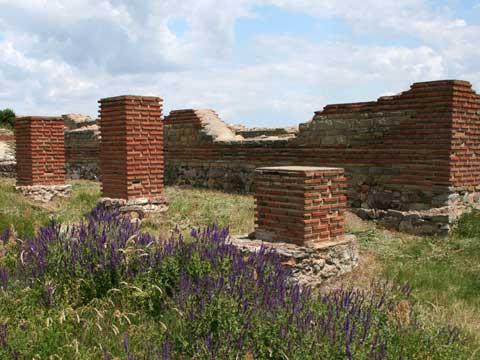 The Roman Military Barracks