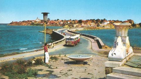 nesebar-transport-postcard