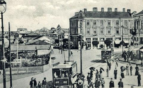 banya-bashi-square