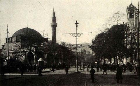 sofia-banya-bashi-mosque-1927