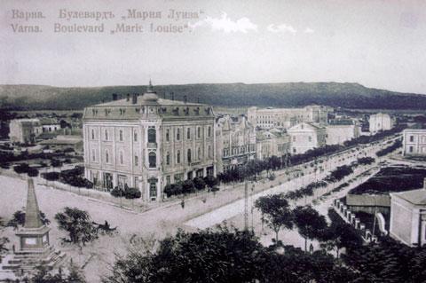Maria Luisa Boulevard
