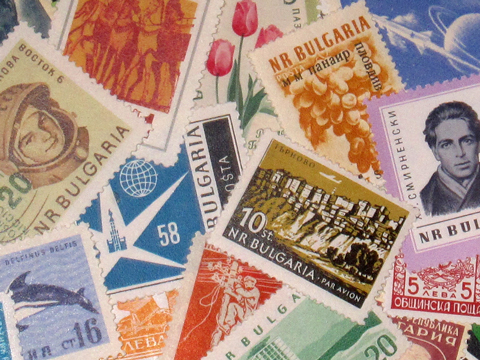 Bulgaria stamp collage 480x360