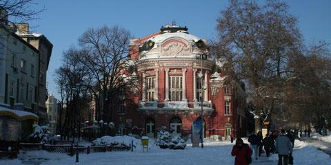 Varna City Theatre Today