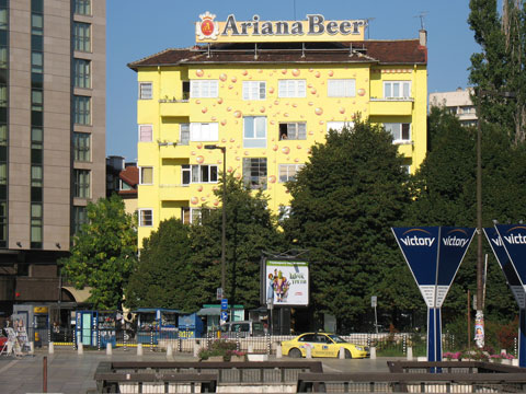 ariana-beer-building-ad