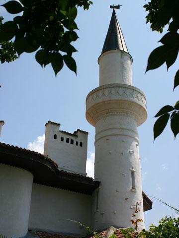balchik-palace-tower