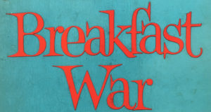the breakfast war book cover