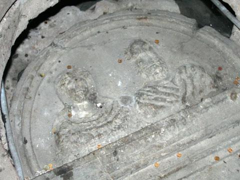 sveta sofia crypt-marker
