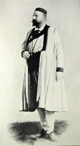 ferdinand-in national costume