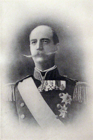 King George of Greece