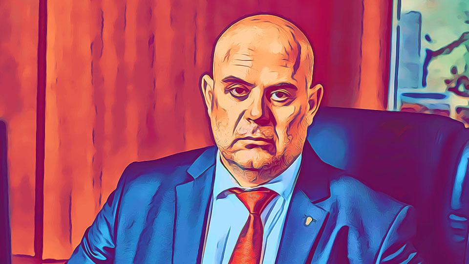 Ivan Geshev bulgarian chief prosecutor