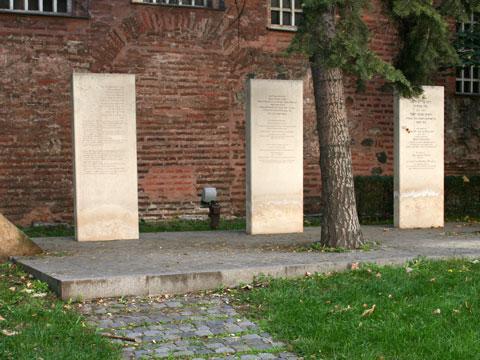 sveta sofia holocaust monument