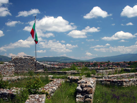 krakra-fortress-view-of-Pernik