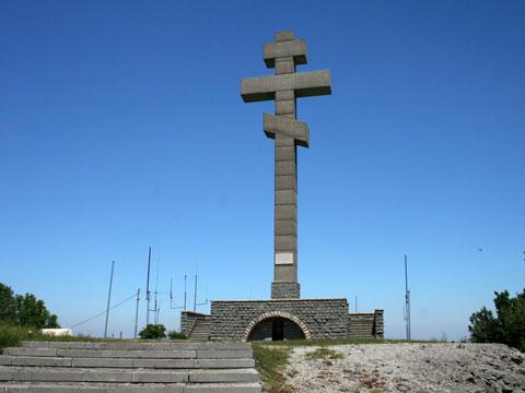 okolchitsa-peak-botev-monument-cross-02