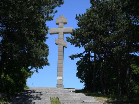 okolchitsa-peak-monument