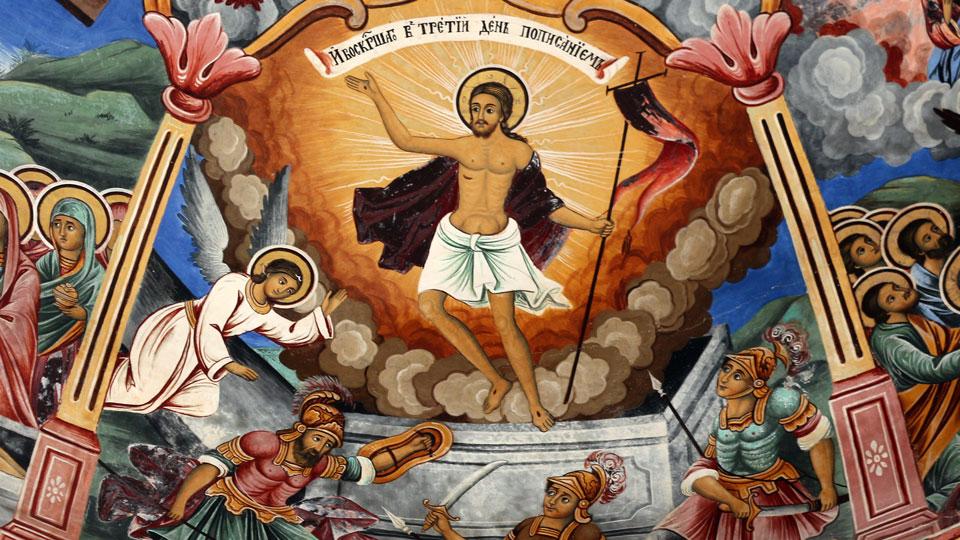 rila monastery resurrection
