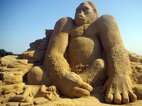 Burgas Sand Sculpture Festival 2011