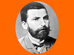 zahari stoyanov portrait