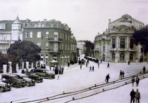 The Varna City Theatre and Opera Hall