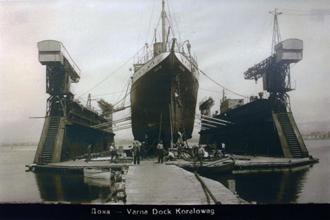 Koralovag Dockyard