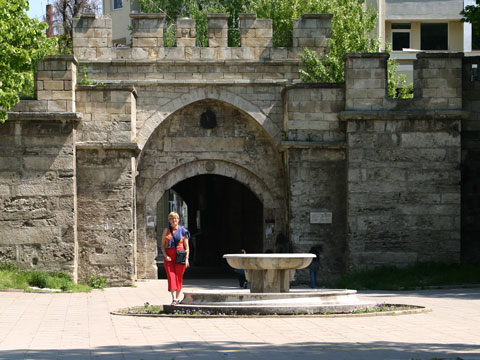 vidin-old-city-gate