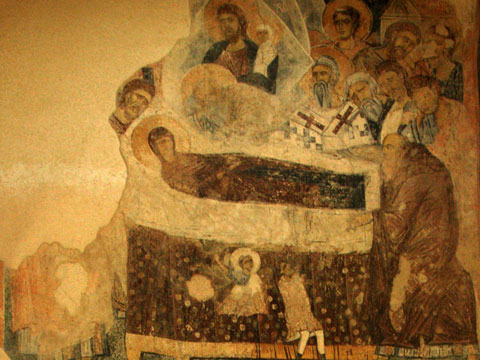 zemen-dormition-of-the-virgin