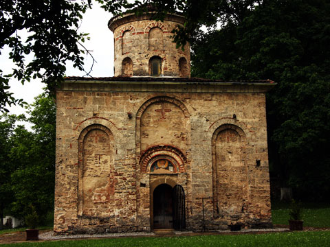 zemen-monastery-church-face-on