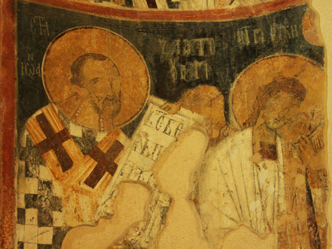 zemen-st-john-the-theologian-church-fresco