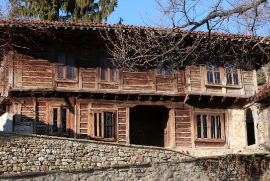 zheravna architecture