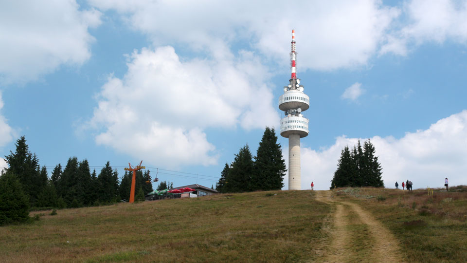 snezhanka tower